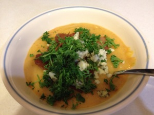 Pioneer Woman's Perfect Potato Soup
